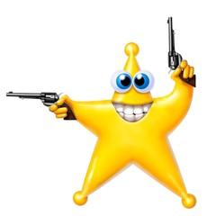 stella sceriffo