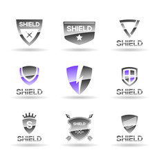 Set of shields. Vol 1.
