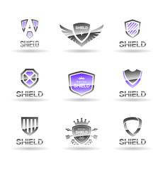Set of shields. Vol 2.