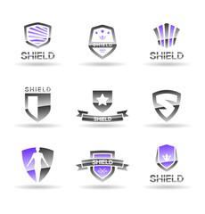 Set of shields. Vol 3.