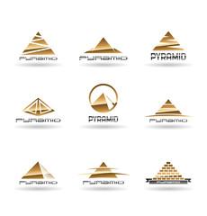 Pyramids. Vol 3.