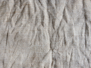 Texture Of Rough Canvas