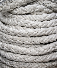 braided ship rope