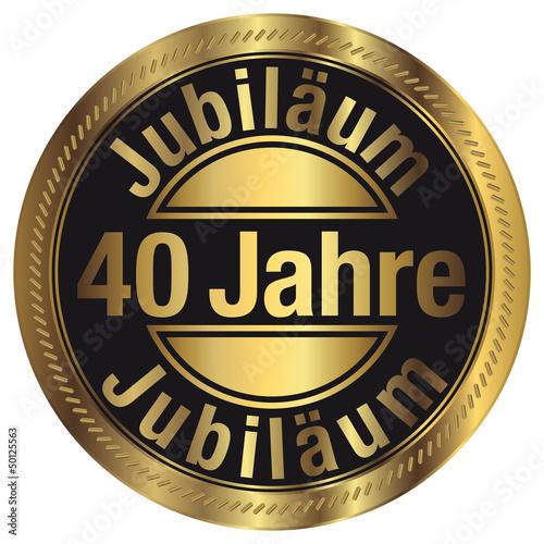 40 Jahre Jubiläum