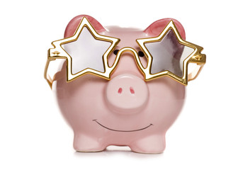 seeing stars piggy bank