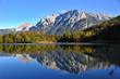 Lauterssee Mittenwald Karwendelblick