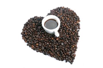 il cuore del caffè