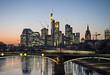 Ansicht von Frankfurt am Main