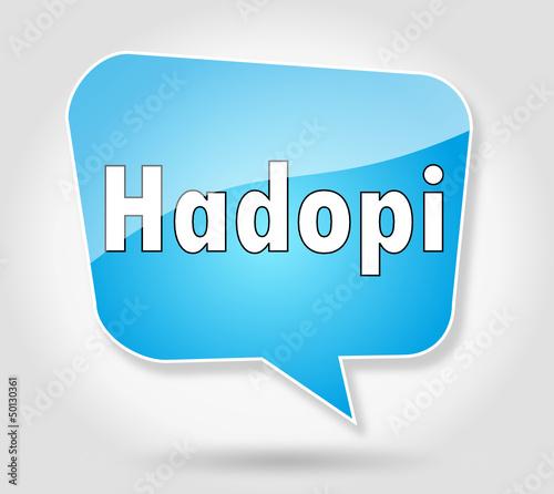 Bulle : Hadopi