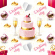 wedding seamless