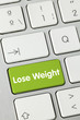 Lose weight keyboard key 2