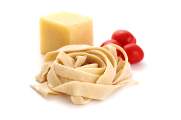 homemade noodles