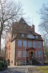 Cuxhaven: Schloss Ritzebüttel (Niedersachsen)