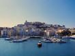 Harbor in Ibiza Town, Balearic Islands, Spain - 50135966