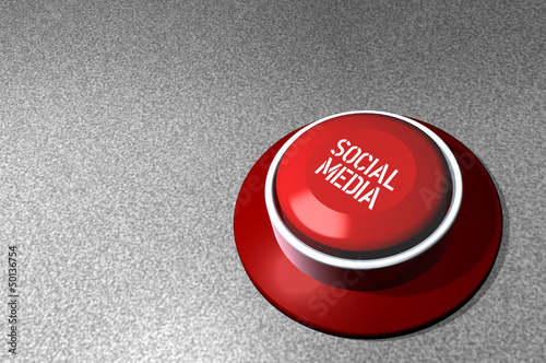 social media concept, switch, free copy space