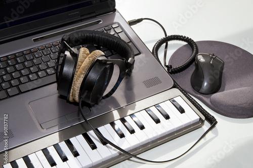 Musik produzieren mit dem Laptop