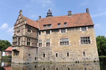 Burg Vischering, Wasserburg, Münsterlandmuseum, Lüdringhausen