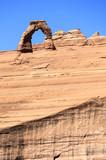 Delicate Arch abd cliff