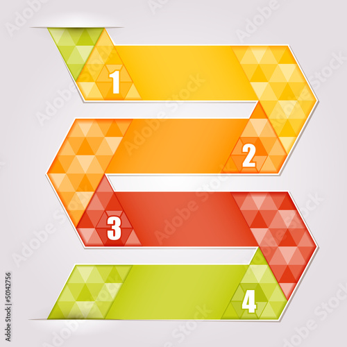 Template Hexagon Paper