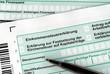 Steuererklärung, Einkommensteuer, Finanzamt, Netto, Brutto