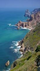 Cabo da Roca Kueste vid 01