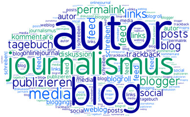 tag cloud blog
