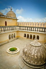 Kumbhalgarh Fort Yard