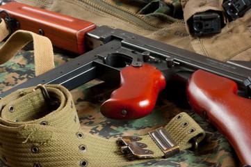 Militaria - Thompson M1A1