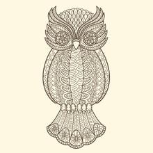 Декоративные совы