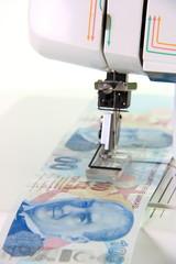 repairing economy consept