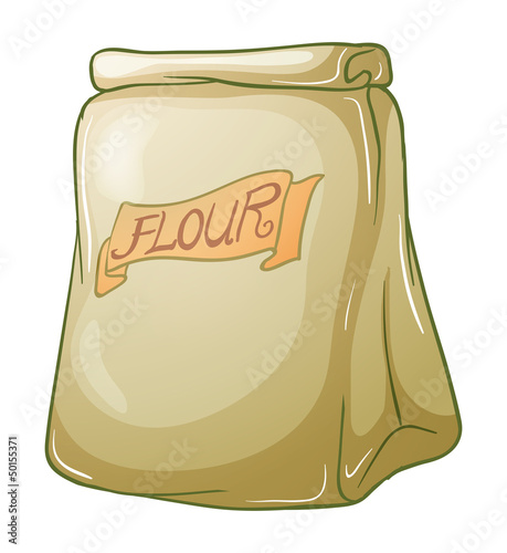 A sack of flour