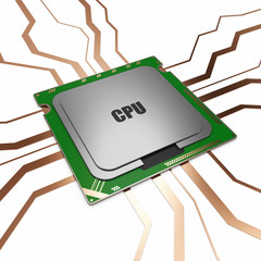 Modern CPU - Central Processing Unit