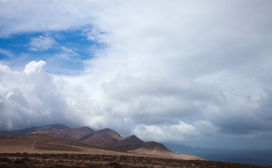 south of Fuerteventura, Jandia