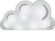 nuvola - icone meteo