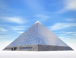 pyramid contemporary