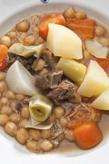stufato di carne e verdure