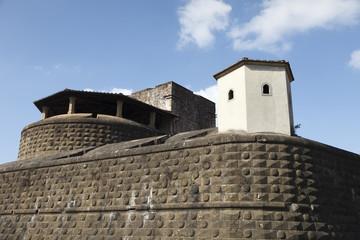 Mura fortificate, Fortezza da Basso, Firenze