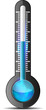 Frozen Thermometer