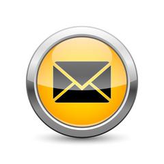 e-mail icon button internet