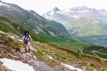 Wandern Oberalppass