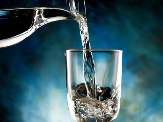 acqua versata