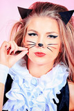 kitty girl