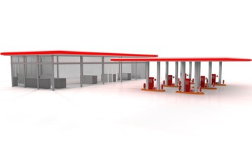 TankstelleRot