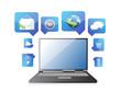 laptop application icon