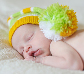 sweet newborn's dreams