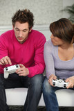 Couple with console control