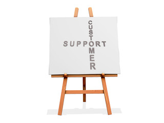 Art Easel Customer Support