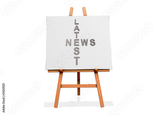 Art Easel Latest news