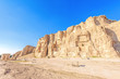 Tomb of Achaemenid kings in Naqsh-e Rustam, Iran.
