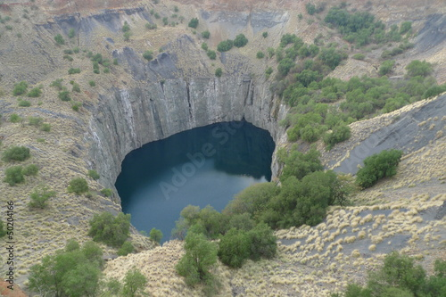 The Big Hole in Kimberley, South Africa - 50204166